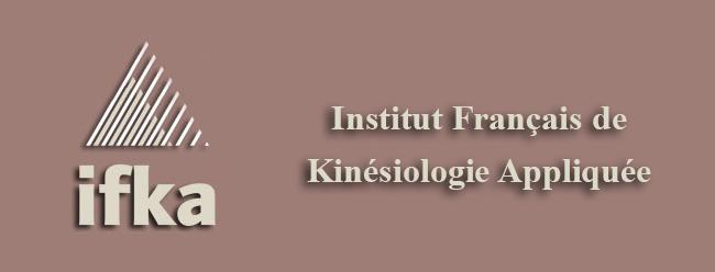 certifiée par l'institut de formation en kinésiologie appliquée